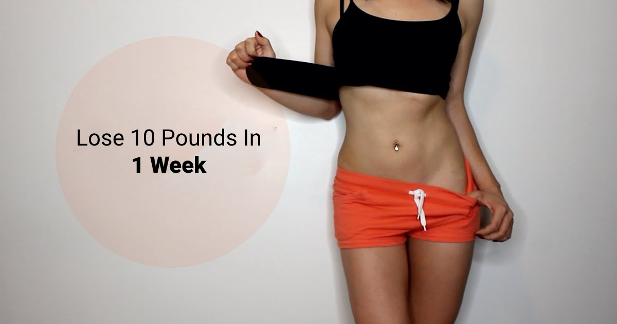 Lose 10lbs in a week